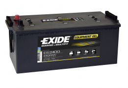 Trakčná batéria EXIDE EQUIPMENT GEL, 210Ah, 12V, ES2400 (ES2400)