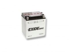 Motobatéria EXIDE BIKE Conventional 30Ah, 12V, YB30L-B (E6631)