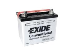 Motobatéria EXIDE BIKE Conventional 24Ah, 12V, U1-9 (E6630)