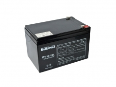 Trakčná batéria Goowei AGM OTL14-12, 14Ah, 12V (E6718)