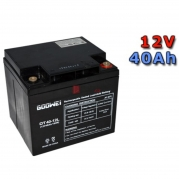 Trakčná batéria Goowei AGM OTL40-12, 40Ah, 12V (E6136)