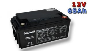 Trakčná batéria Goowei AGM OTL65-12, 65Ah, 12V (E4780)
