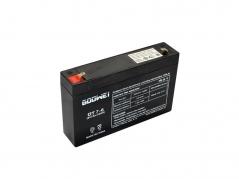 Staničná (záložná) batéria Goowei OT7-6, 7Ah, 6V (E5197)
