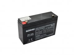 Staničná (záložná) batéria Goowei OT12-6, 12Ah, 6V (E5198)
