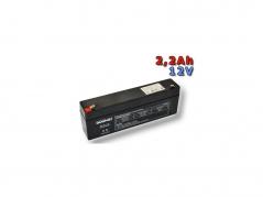 Staničná (záložná) batéria Goowei OT2,2-12, 2,2Ah, 12V (E5200)