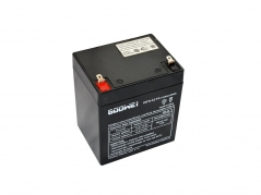 Staničná (záložná) batéria Goowei OT5-12, 5Ah, 12V (E5203)