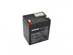 Staničná (záložná) batéria Goowei OT5-12, 5Ah, 12V (E5949)