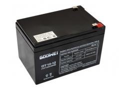 Staničná (záložná) batéria Goowei OT12-12, 12Ah, 12V (E4774)