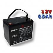 Trakčná batéria Goowei AGM OTL85-12, 85Ah, 12V (E6137)