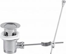 Automatická zátka s tiahlom, celokovová (YT-75498)