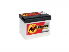 Autobatéria Banner Power Bull PROfessional P5040, 50Ah, 12V (P5040)