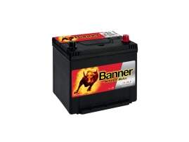 Autobatéria Banner Power Bull P6062, 60Ah, 12V (P6062)