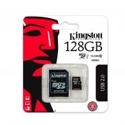 SD karta KINGSTON s SD adaptérom SD CARD 128GB (TSS-SD CARD 128GB)