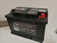 Autobatéria Maxgear 74Ah, 12V, 85-0115 (85-0115)
