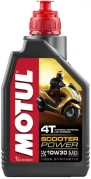 Motul Scooter Power 4T 10W-30, 1L (105936 )
