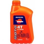 Repsol Moto V-Twin 4T 20W-50, 1L (Repsol001)