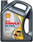 Shell Rimula Ultra 5W-30, 4L (595301 )
