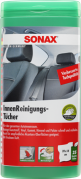 SONAX Čistiace utierky na interiér - plastový box (412200)