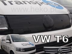 Zimná clona VW Caravelle, Transporter T6 od r. 2015 --> (chrómová maska) (04053)