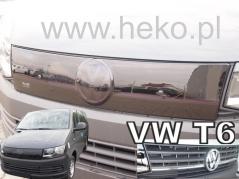 Zimná clona VW Caravelle, Transporter T6 od r. 2015 --> (plastová maska) (04055)