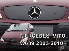 Zimná clona MERCEDES VIANO W639, od r. 2003 --> 2010 (04068)