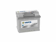 Autobatéria VARTA SILVER Dynamic 63Ah, 12V, 563401061 (563401061)