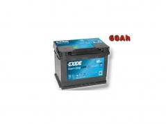 Autobatéria EXIDE Start-Stop AGM 60Ah, 12V, EK600 (EK600)