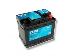 Autobatéria EXIDE Start-Stop EFB 60Ah, 12V, EL600 (EL600)