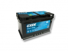 Autobatéria EXIDE Start-Stop EFB 80Ah, 12V, EL800 (EL800)