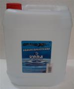 Voda demineralizovaná Grand X 10L (GXvoda006)