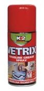 K2 Vazelina Vetrix 125ml       =B400, VETRIX vazelina 125ml K2 (sk2176)