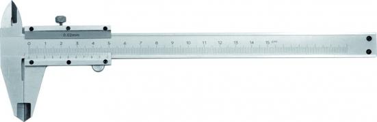 Posuvné meradlo 150mm 0.02mm (YT-15110)