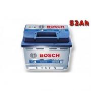 Bosch S4 002   12V/52Ah  Blue (0092S40020)