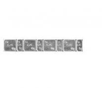 Samolepiace závažie 5 + 10g - 100KS (DISK1388)