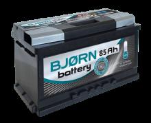 BJORN batterie 12V/85Ah    (BA0850) (BjornBA0850)