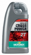 Motorex Cross Power 2T, 1L (000434)