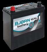 BJORN batterie AZIA 12V/45Ah Ľ  (BA0451) (BjornBA0451)