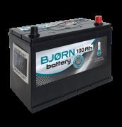 BJORN batterie AZIA 12V/100Ah P  (BA1010) (BjornBA1010)