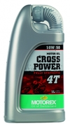 Motorex Cross Power 4T 10W-50, 1L (308241)