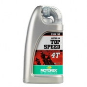 Motorex Top Speed 4T 15W-50, 1L (000486)