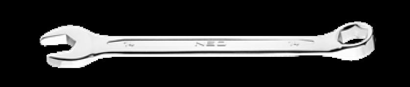 Kľúč očko-plochý hex/v 14 x 180 mm (NEO09-414)