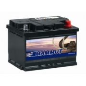 Mammut S7205  12V/72 Ah (Mammut72)