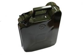 Kanister Army plech 10L R (DA55)