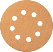 Smirdex 820 kruhový výsek 125mm 8dier P120 (SM_0334)