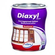 Vitex diaxyl decor - tenkovrstvá lazúra mahagon 2405 0,75L (VX_0008)