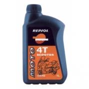 Repsol Moto Scooter 4T 5W-40, 1L (000508)