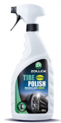 Zollex tire polish gloss 750 ml / oživovač pneu (ZollexTR039)