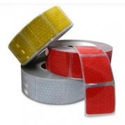 Reflexná páska EHK104 červená delená (85863038)