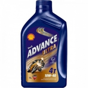 Shell Advance Ultra 4T 10W-40, 1L (000515)