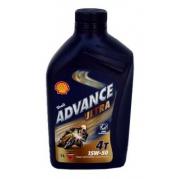 Shell Advance Ultra 4T 15W-50, 1L (000516)